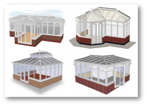 Online Lean-to Conservatory Costs
